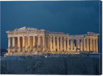 Acropolis Canvas Prints