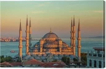 Quadri su Tela Istambul