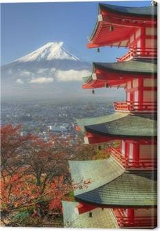 Japan Canvas Prints