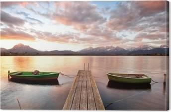 Lakes Canvas Prints