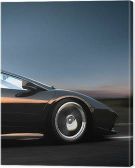 Lamborghini Canvas Prints