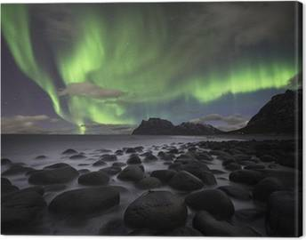 Auroras Canvas Prints