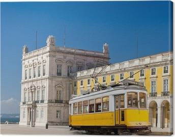 Lisbon Canvas Prints