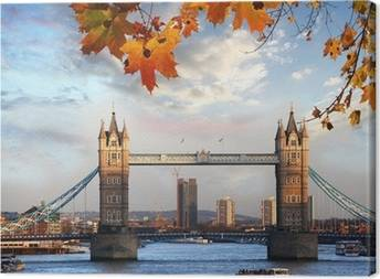 London Bridge Canvas Prints