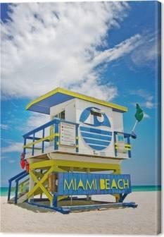 Tableaux sur Toile Miami
