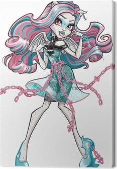 Monster High Canvas Prints