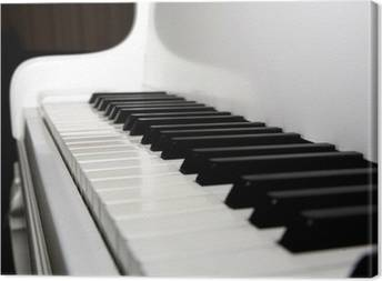 Piano Canvas Prints