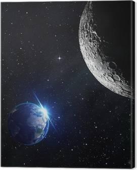 Leinwandbilder Planeten