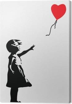 Canvas Banksy