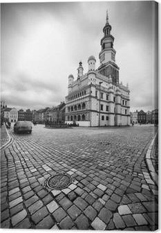 Poznan Canvas Prints