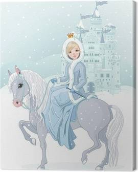 Princess Canvas Prints