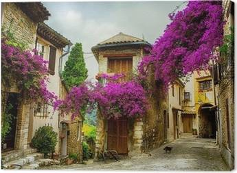 Provence Canvas Prints
