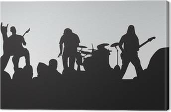 Rock Canvas Prints