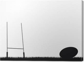 Cuadros en Lienzo Rugby