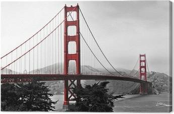 San Francisco Canvas Prints