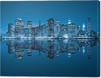 Skyscrapers Canvas Prints