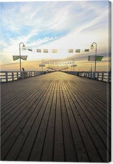 Sopot Canvas Prints