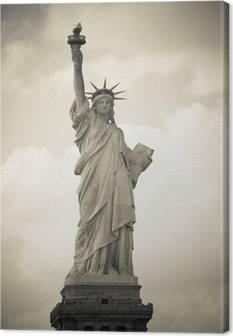 Statue of Liberty Canvas Prints