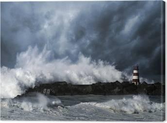 Quadri su Tela Tempesta