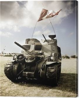Tanks Canvas Prints