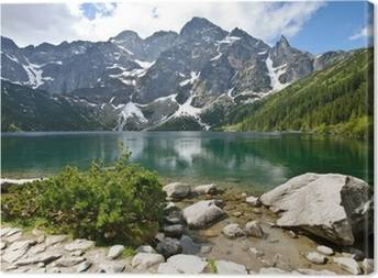 Tatra Mountains Canvas Prints