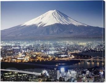 Lerretsbilder Tokyo