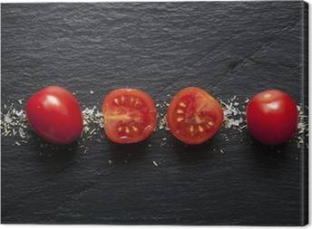 Tomatoes Canvas Prints