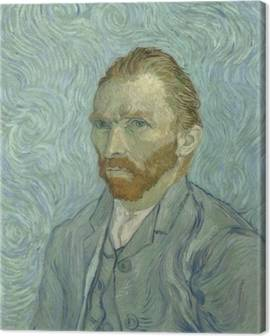 Canvas Vincent van Gogh