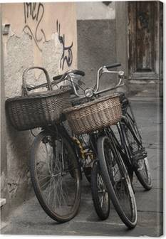 Bikes Canvas Prints