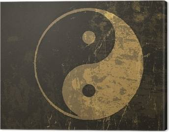 Yin Yang Canvas Prints