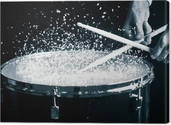Drums Canvas Prints
