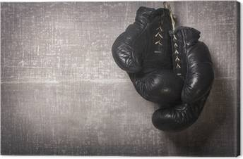 Boxing Canvas Prints
