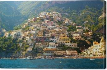 Amalfi Canvas Prints