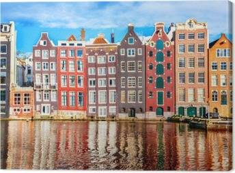 Amsterdam Canvas Prints