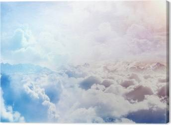 Clouds Canvas Prints