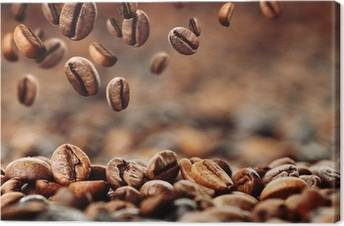 Coffee Canvas Prints