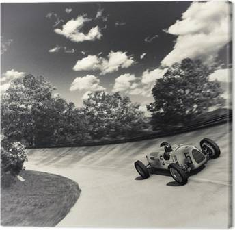 Formula 1 Canvas Prints