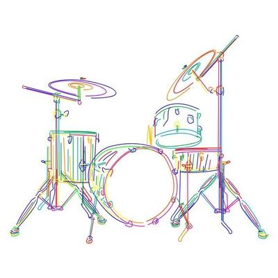 Drums kit