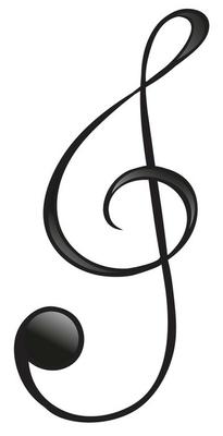 The G-clef symbol