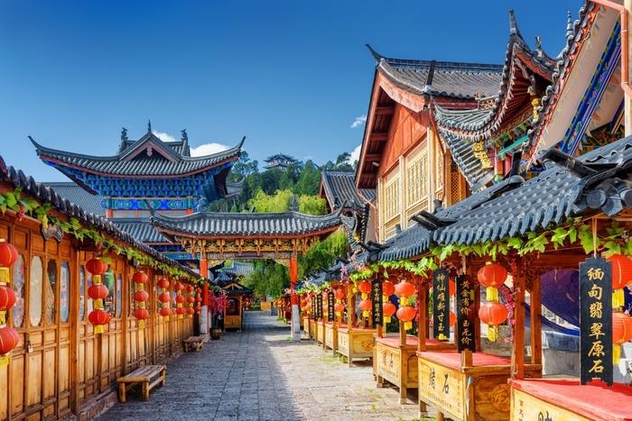 Decorazioni Con Lanterne Cinesi : Le lanterne rosse cinesi a touch of everything
