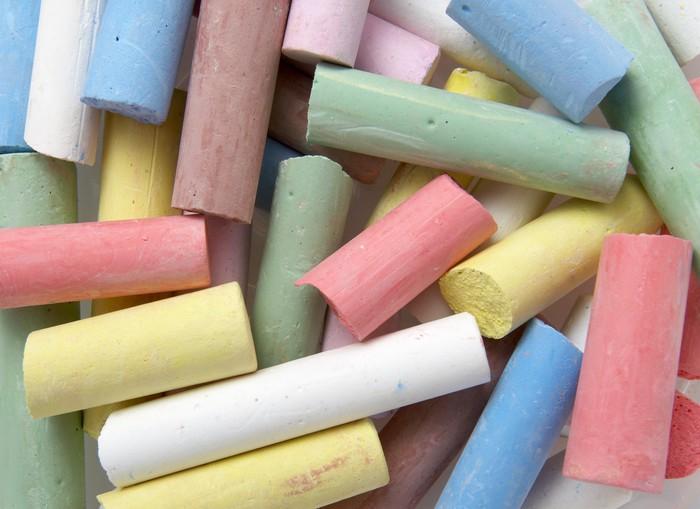 color chalks 5