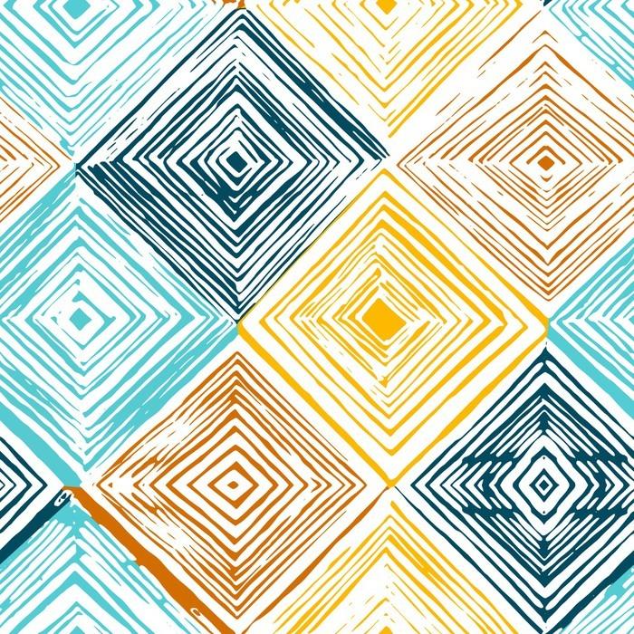 papier peint main losange dessin seamless pixers nous vivons pour changer. Black Bedroom Furniture Sets. Home Design Ideas