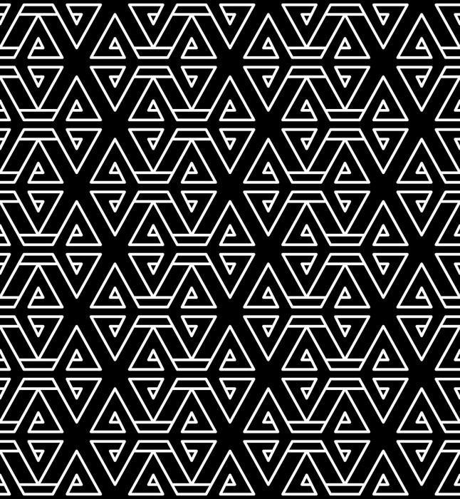 papier peint motif oreiller de mode abstrait g om trique. Black Bedroom Furniture Sets. Home Design Ideas