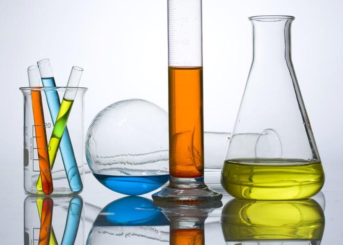 sprzęt laboratoryjny chemia rysunki