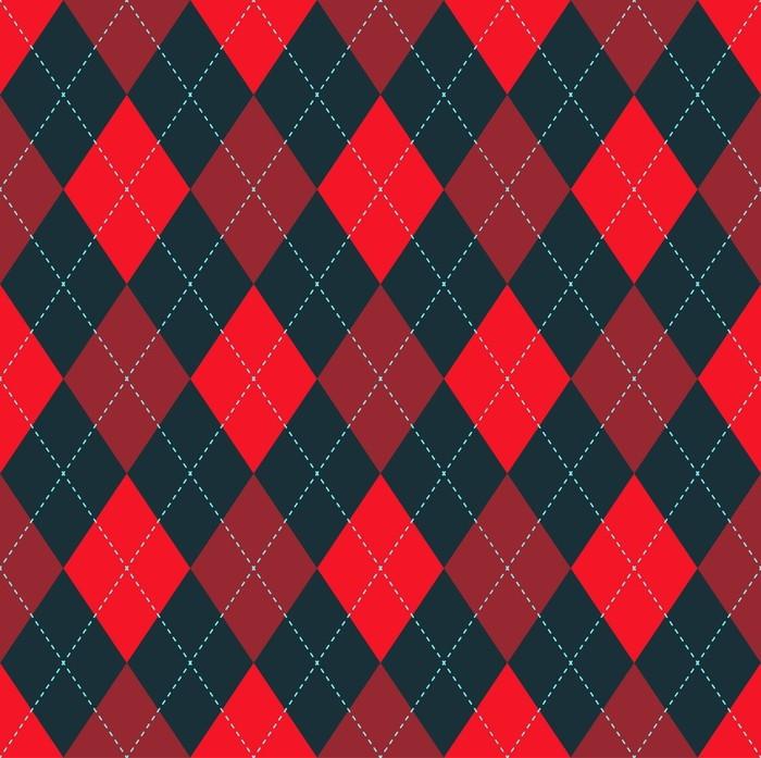 papier peint motif argyle sans couture en rouge vif rouge bordeaux fonc et gris fonc avec. Black Bedroom Furniture Sets. Home Design Ideas