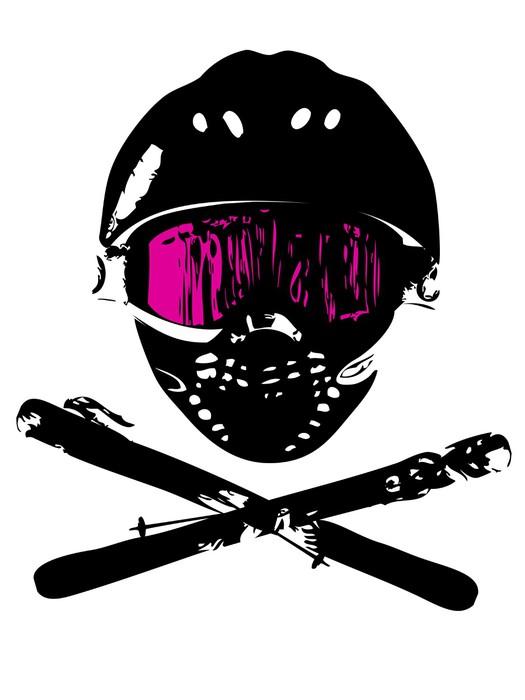 Vinylová Tapeta Snowboard_mask 1 - Zimní sporty