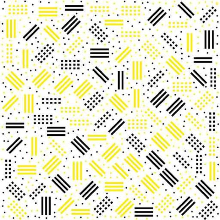 Papier peint motif hipster memphis avec des formes - Papier peint forme geometrique ...