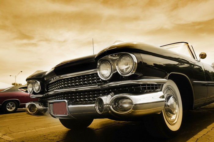 fototapete classic cars pixers wir leben um zu ver ndern. Black Bedroom Furniture Sets. Home Design Ideas