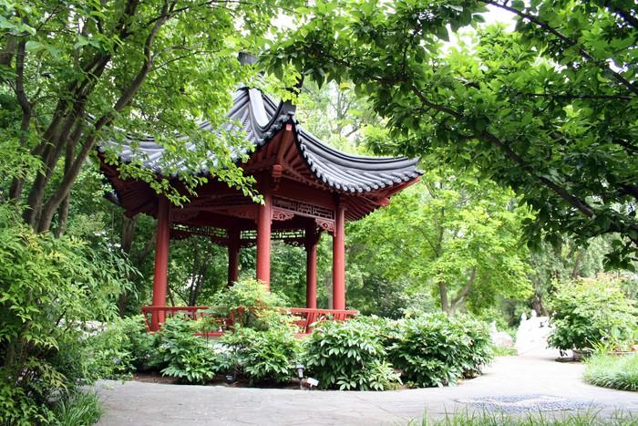 Adesivo giardino cinese pixers viviamo per il cambiamento for Giardino cinese