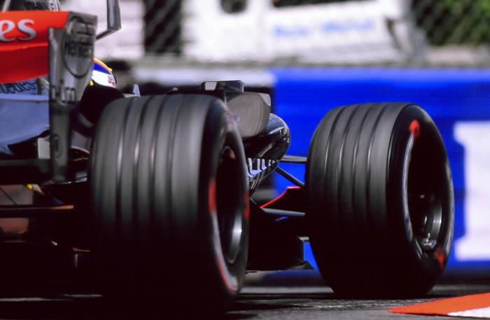 Tableau sur Toile Formule 1 Monaco - Thèmes